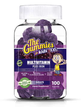 kids multivitamin + iron